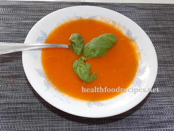 Tomato cream soup recipe from scratch