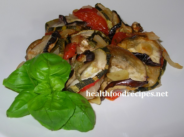 quick and easy ratatouille recipe